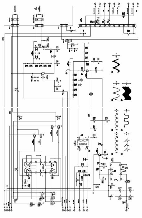 Функциональная схема узла