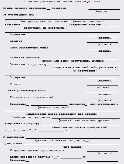 Образец постановления по делу об административном правонарушении